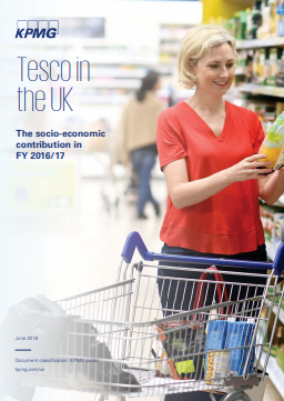 Tesco socio-economic report 2016-17